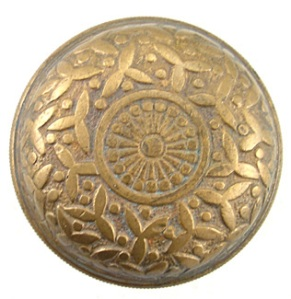 Rice Pattern Door Knob