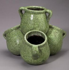 15 Inch Porcelain Earthenware Pots Planter